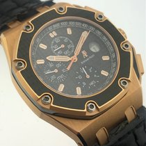 Audemars Piguet 26033ORO.OO.D001IN.01 Or rose Royal Oak Offshore Chronograph 45mm occasion