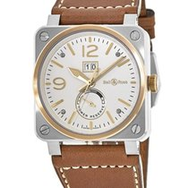 Bell & Ross BR 03-90 Grande Date et Reserve de Marche Steel 42mm White United States of America, New York, Brooklyn