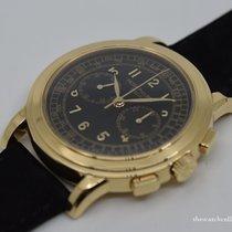 Patek Philippe Chronograph Gelbgold 27.5mm