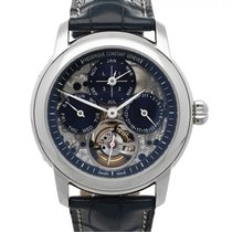 Frederique Constant FC-975N4H6 Steel 2021 42mm new