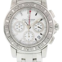 Carl F. Bucherer Patravi 10610.08 2005 pre-owned