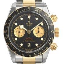Tudor 79363N-0001 Gold/Steel 2021 Black Bay Chrono 41mm new