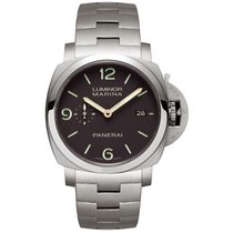 Panerai PAM00352 Titanium Luminor Marina 1950 3 Days Automatic 44mm new United States of America, Pennsylvania, Holland