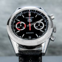 TAG Heuer Carrera CV2118 pre-owned