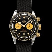 Tudor Black Bay Chrono Steel 41mm Black United States of America, California, Burlingame