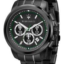 Maserati Damenuhr 44mm Quarz neu Uhr mit Original-Box und Original-Papieren