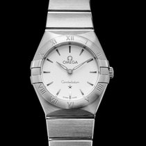 Omega Constellation Quartz Steel 25mm Silver United States of America, California, Burlingame