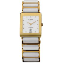 Rado Integral Gold/Steel 24mm Mother of pearl United States of America, Florida, Sarasota