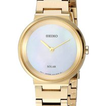 Seiko Solar Steel 27.5mm Mother of pearl No numerals United States of America, Florida, Sarasota