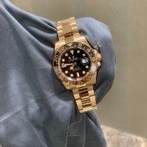Rolex GMT-Master II 126715CHNR 2018 подержанные