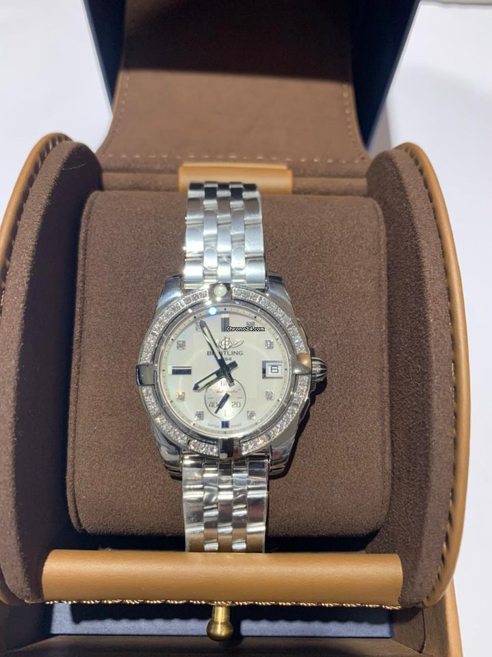 Breitling Galactic 36 A37330531A1A1 2021 new