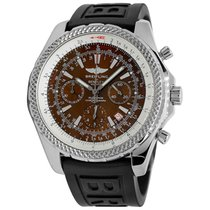 Breitling Bentley Motors White gold 48mm No numerals United States of America, New York, Greenvale