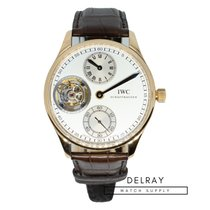 IWC Portuguese Tourbillon new Manual winding Watch only IW544602