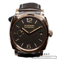 Panerai Radiomir 1940 3 Days new Manual winding Watch with original box and original papers PAM515