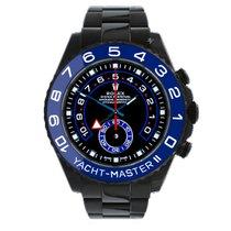 Rolex Yacht-Master II Steel 44mm Black