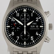 IWC Pilot Chronograph 371701 2010 pre-owned