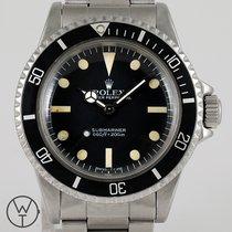 Rolex Submariner (No Date) 5513 1984