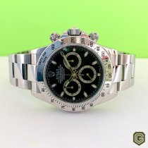 Rolex Daytona Steel 40mm Black No numerals United States of America, Florida, Coral Gables