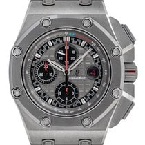 Audemars Piguet Royal Oak Offshore Chronograph Titan 44mm Šedá