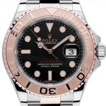 Rolex Yacht-Master 40 nuevo Automático Reloj con estuche y documentos originales 116621