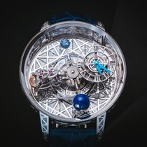 Jacob & Co. Bjelo zlato Rucno navijanje 50mm nov Astronomia