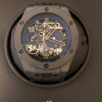 Hublot Big Bang Meca-10 Keramik 45mm Blau