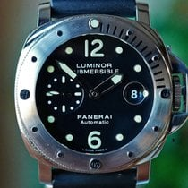 Panerai PAM 24 Luminor Submersible 24mm pre-owned United States of America, Missouri, Chesterfield