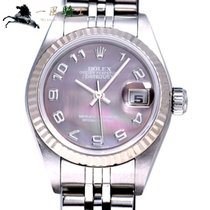 Rolex Lady-Datejust Acero 26mm Negro