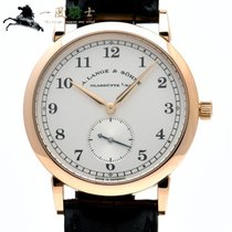 A. Lange & Söhne 1815 Rose gold 36mm Silver