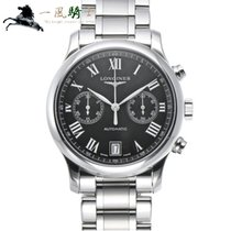 Longines Master Collection Steel 38.5mm Black