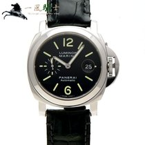 Panerai Luminor Marina Automatic Steel 44mm Black
