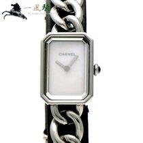 Chanel Première Acier 22mm Blanc