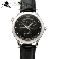 Jaeger-LeCoultre Master Geographic Steel 38mm Black
