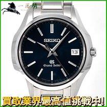 Seiko Grand Seiko Acier 37mm Bleu