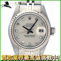 Rolex Lady-Datejust 69174G Bueno Acero 26mm Automático