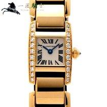 Cartier WE70047H Good Yellow gold 24mm Quartz