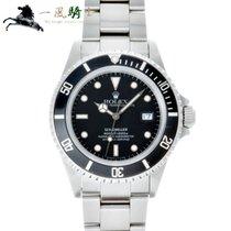 Rolex Sea-Dweller Steel 40mm Black
