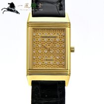 Jaeger-LeCoultre Reverso Classique Yellow gold 39mm Champagne