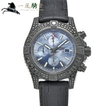 Breitling Super Avenger II Steel 49mm Blue