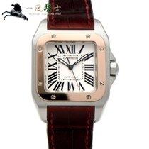 Cartier Santos 100 W20107X7 Odlično Zeljezo 44mm Automatika