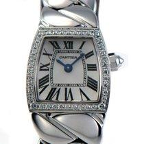 Cartier La Dona de Cartier Or blanc 18mm Argent