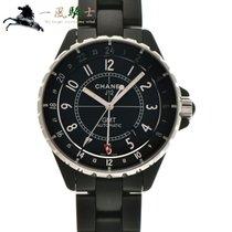 Chanel J12 41mm Black