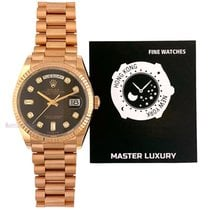 Rolex 128235 Rose gold 2019 Day-Date 36 36mm new United States of America, New York, New York