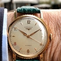 Longines Very good Rose gold 36mm Automatic