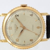 Longines Or rose 36mm Remontage automatique occasion