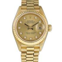 Rolex Lady-Datejust 69178 1990 gebraucht