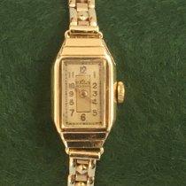 Bifora Gult guld 29mm Manuelt brugt