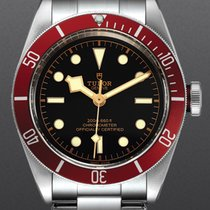 Tudor Black Bay Steel 41mm Black No numerals United States of America, New Jersey, Oakhurst