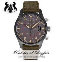 IWC Fliegeruhr Chronograph Top Gun Miramar IW388002 neu