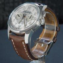 Breitling Transocean Chronograph 1915 AB141112/G799/740P/A20D.1 Odlično Zeljezo 43mm Rucno navijanje